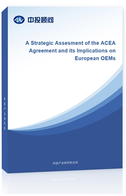A Strategic Assesment of the ACEA Agreement and its Implications on European OEMs